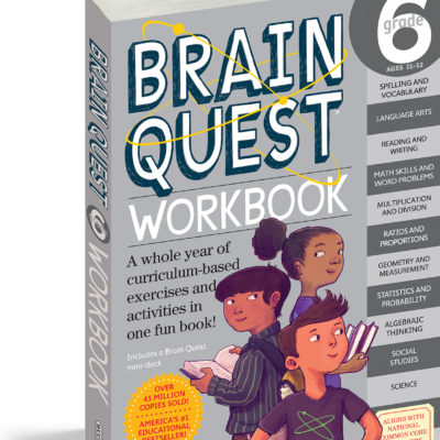 Brain Quest Workbook: 6th Grade