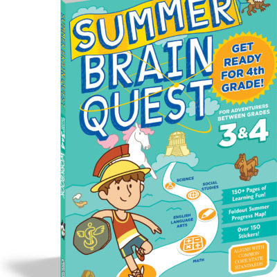 Summer Brain Quest: Between Grades 3 & 4