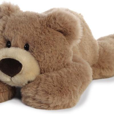 "12"" Hugga-Wug Bear Taupe"