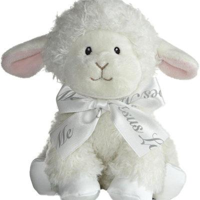Aurora Baby - Blessings Lamb 8in
