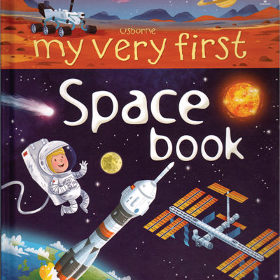My Very First Space Book (Ir)