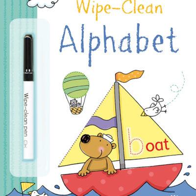 Wipe-Clean, Alphabet