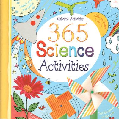 365 Science Activities (Ir)