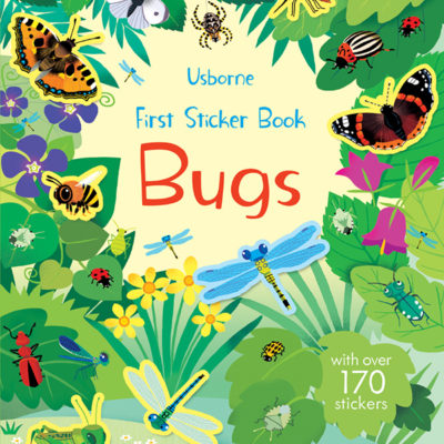 First Sticker Book, Bugs (Ir)