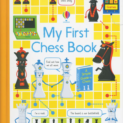 My First Chess Book (Ir)