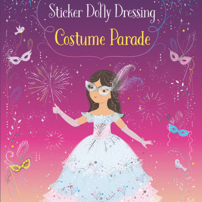 Little Sticker Dolly Dressing Costume Parade