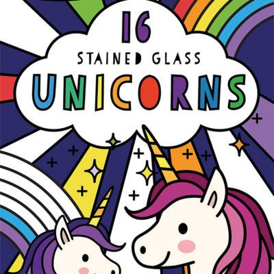 Color & Create, Unicorns