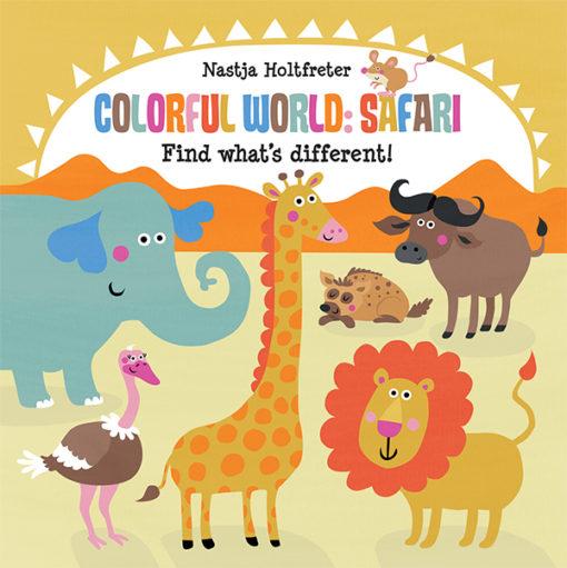 Colorful World, Safari