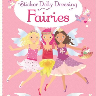 Sticker Dolly Dressing: Fairies (Revised)