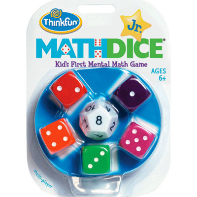 MathDice Jr.