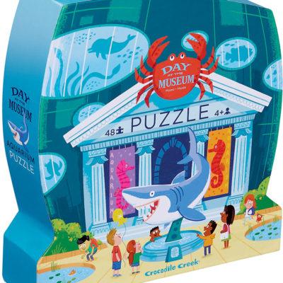 Day at Museum Aquarium 48 pc Puzzle