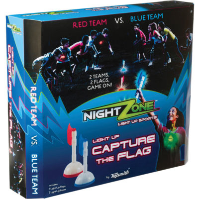 NightZone Light Up Capture The Flag