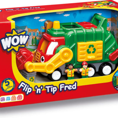 WOW Flip 'n' Tip Fred