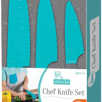 Playful Chef: Chef Knife Set