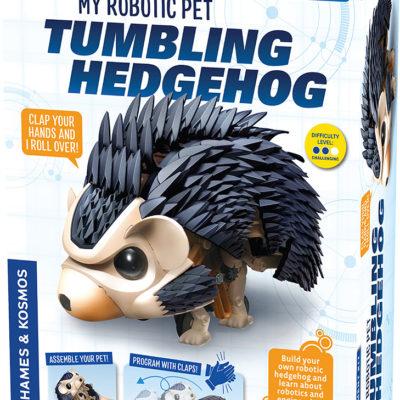 My Robotic Pet: Tumbling Hedgehog