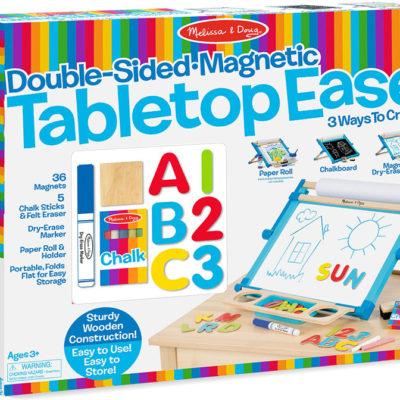 Melissa & Doug Magnetic Tabletop Easel