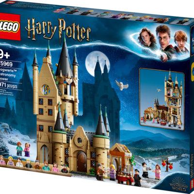 LEGO Harry Potter: Hogwarts Astronomy Tower