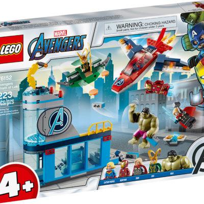 LEGO MARVEL Avengers - Avengers Wrath of Loki