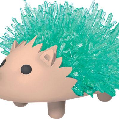 Crystal Hedgehog Green
