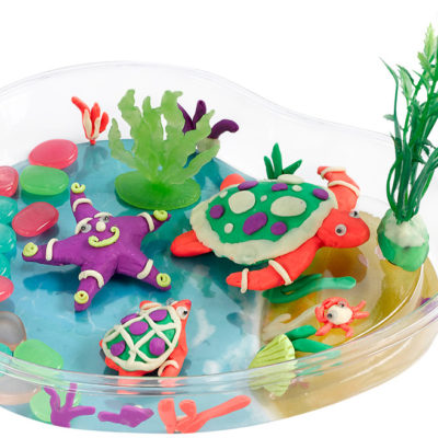 Glow in the Dark Turtle Lagoon