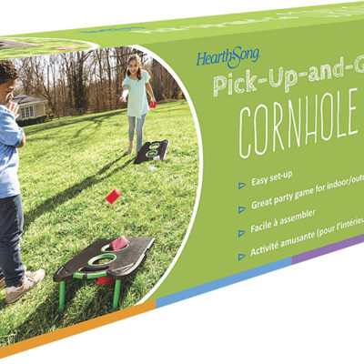 Pick-Up-and-Go Cornhole