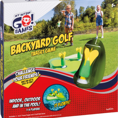 BACKYARD GOLF TARGET GAME