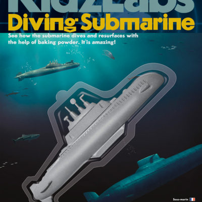 Diving Submarine