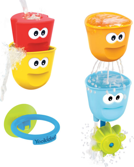 Fill 'N' Spill Action Cups