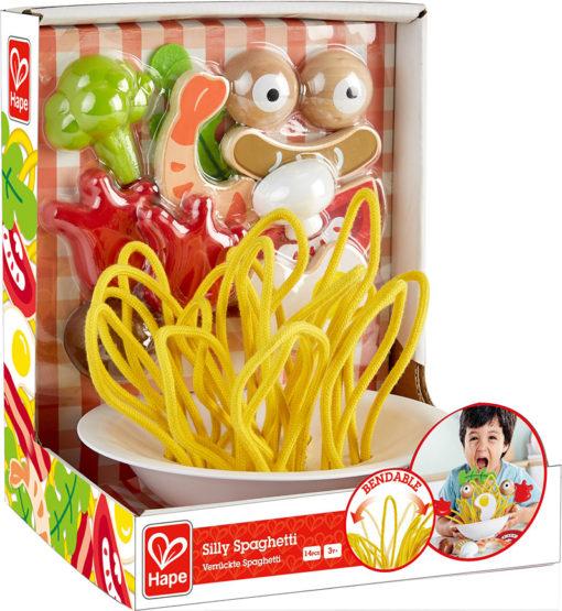 Silly Spaghetti