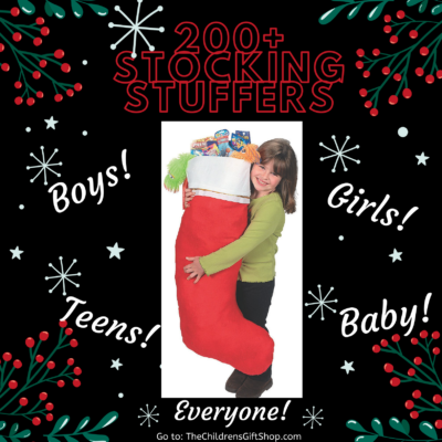 STOCKING STUFFERS (ALL AGES)