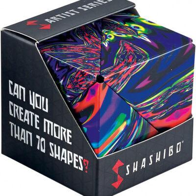 Shashibo - The Shape Shifting Box - Artist Series: Chaos