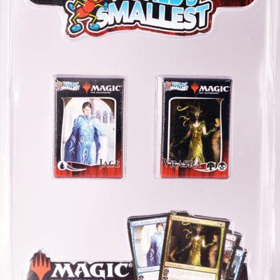 World's Smallest Magic the Gathering Duel Decks