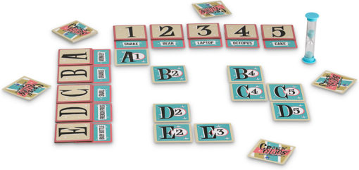Cross Clues Game