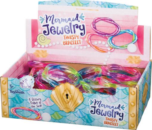 Mermaid Jewelry Twisty Bracelets