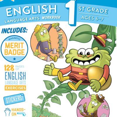 TinkerActive Workbooks: 1st Grade English Language Arts