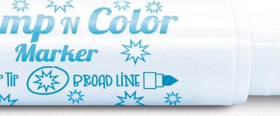 On The Go Color Pop Stamp N Color Markers- Dinosaur World