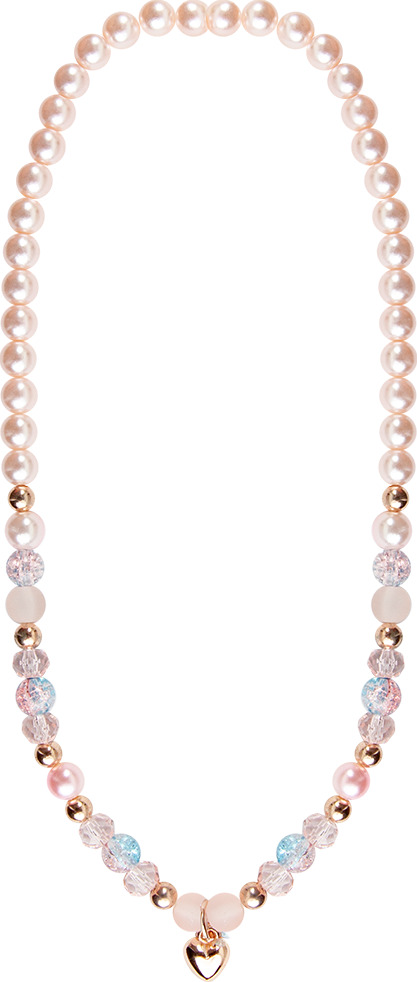 Boutique Sweet Heart Necklace Great Pretenders USA