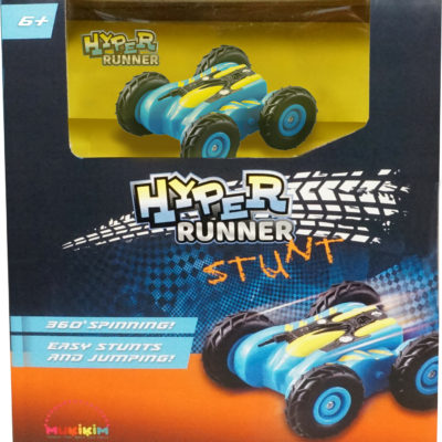 Hyper Runner Stunt - Blue