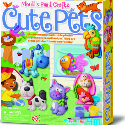 Mould Paint Cute Pets (6)