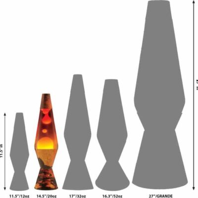 14.5'' Ll Cmx Volcano-wt/ Tricl