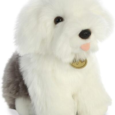 """11"""" English Sheepdog Pup"""
