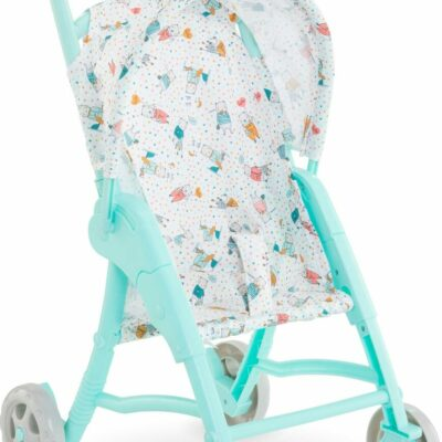 "Bb12"" Stroller - Turquoise"
