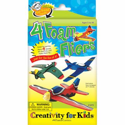 4 Foam Fliers