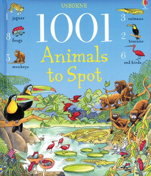 1001 Animals to Spot