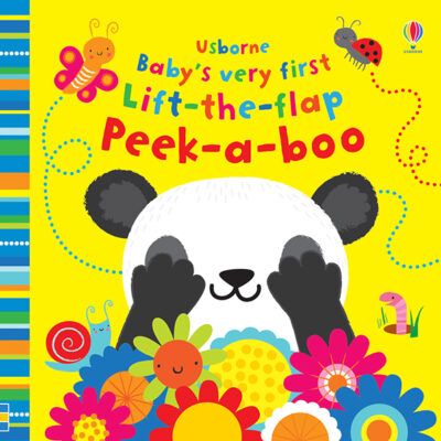 Baby'S Very First Lift-The-Flap Peek-A-Boo