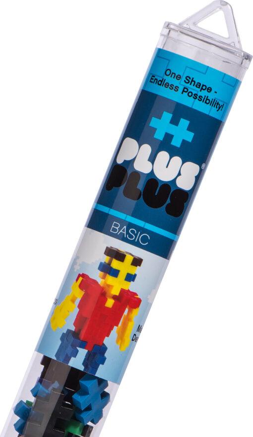 Plus-Plus Tube - Basic Mix