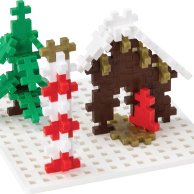 Baseplate Builder - North Pole