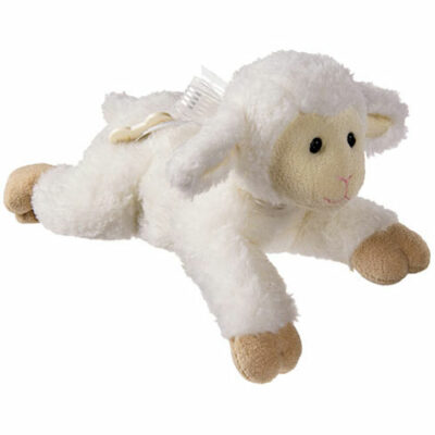 "Melody Wind-Up Musical Lamb-12"""