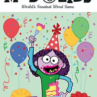 Birthday Party Mad Libs