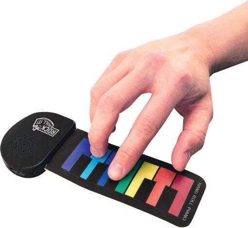 Rock N' Roll It! - Micro Rainbow Piano